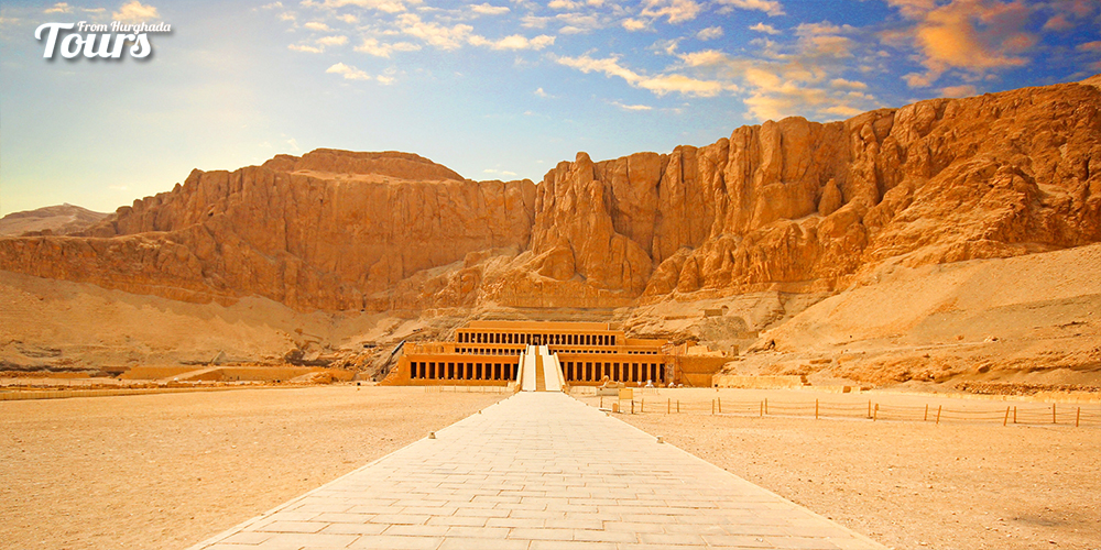 Hatshepsut Temple - History of Luxor City - Attractions in Luxor City - Things to Do in Luxor City - Tours From Hurghada