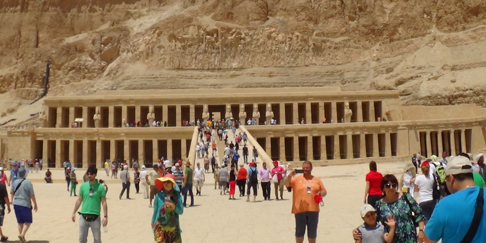Hatshepsut Temple - Luxor & Aswan Tours from Hurghada - Tours from Hurghada