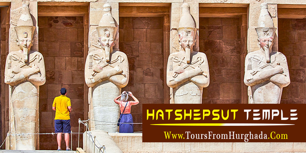 Hatshepsut Temple - Tours from Hurghada