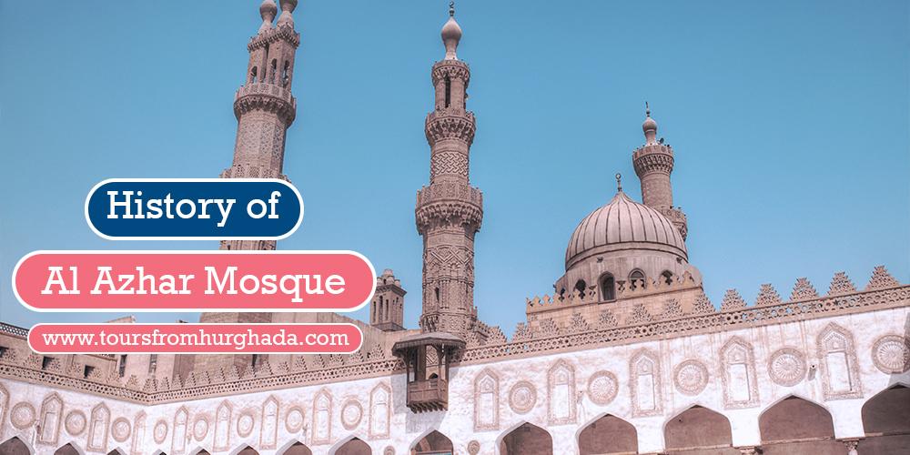 Al Azhar Mosque Cairo - Al Azhar Mosque Architecture
