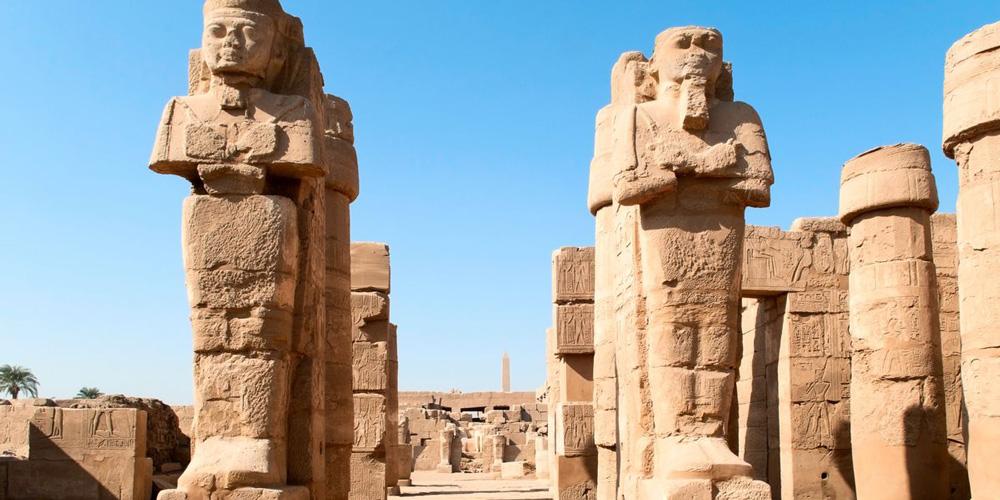 Karnak Temple - 4 Days Luxor & Aswan Tour - Tours from Hurghada