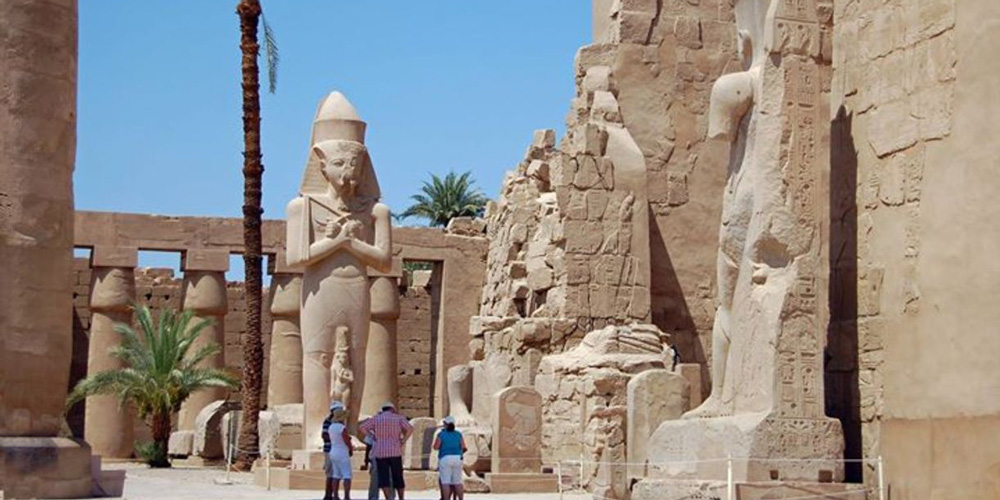 Karnak Temple - 2 Days Luxor & Aswan fro El Gouna - Tours from Hurghada