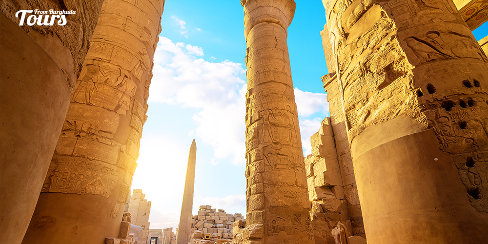 Karnak Temple - History of Luxor City - Attractions in Luxor City - Things to Do in Luxor City - Tours From Hurghada