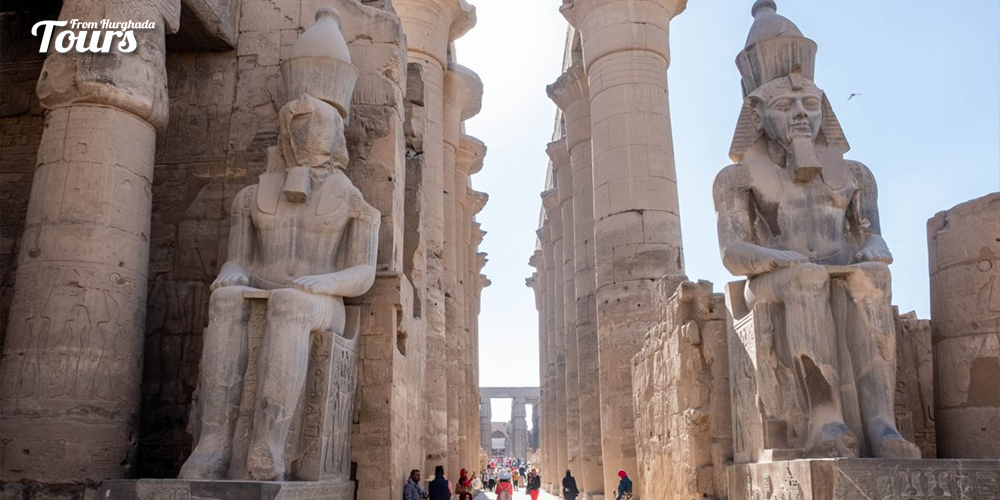Luxor Temple - History of Luxor City - Attractions in Luxor City - Things to Do in Luxor City - Tours From Hurghada