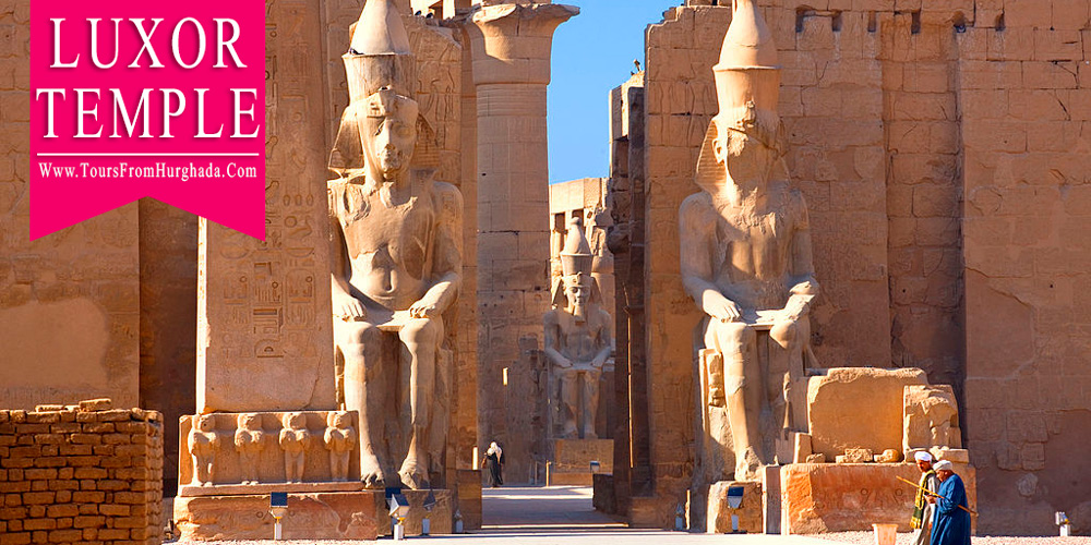 Luxor Temple - Tours from Hurghada