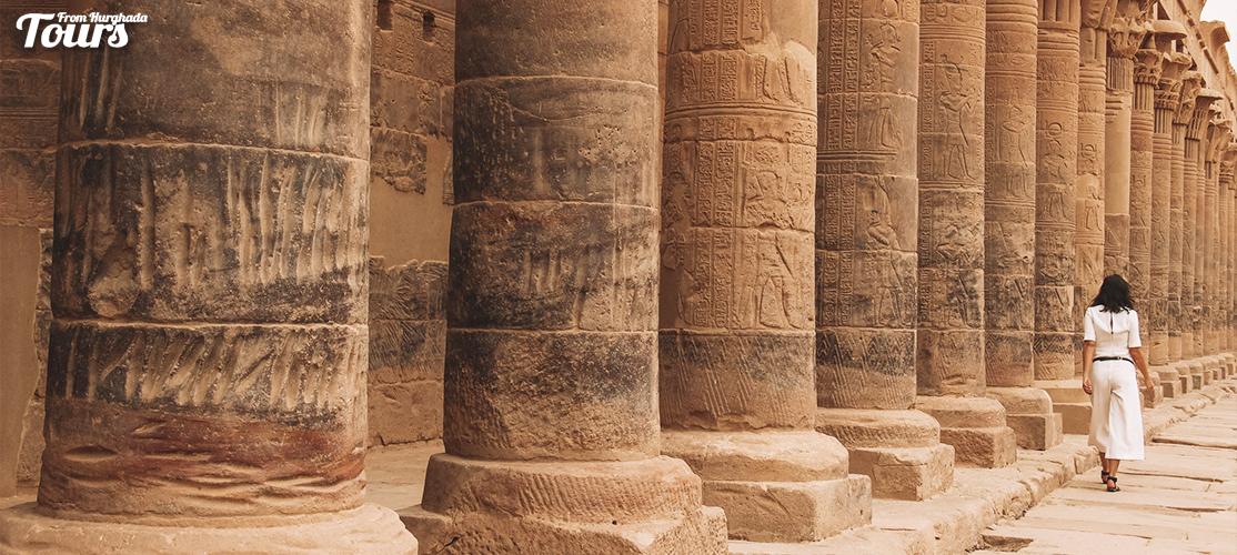 Philae Temple - 2 Days Aswan & Abu Simbel Tour from El Gouna - Tours From Hurghada