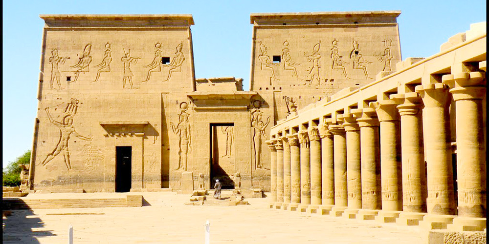 Philae Temple - 2 Days Aswan & Abu Simbel Tours from Marsa Alam - Tours from Hurghada
