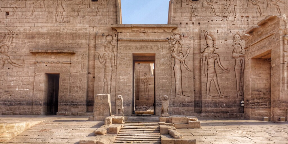 PhilaeTemple - 4 Days Luxor & Aswan Tour - Tours from Hurghada