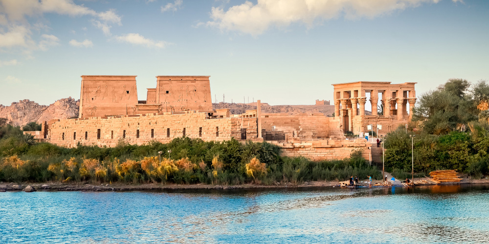 Philae Temple - Aswan & Abu Simbel Tours from Hurghada - Tours from Hurghada