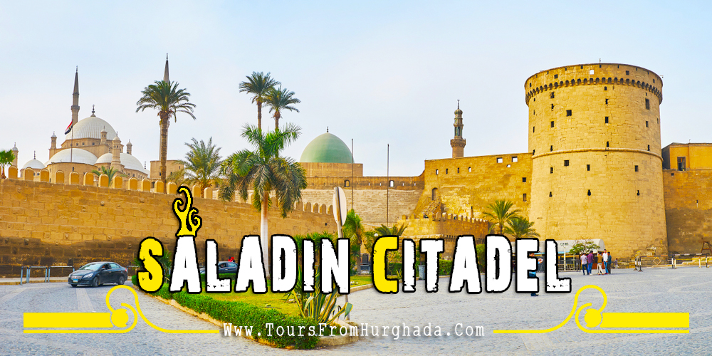 Saladin Citadel - Tours from Hurghada