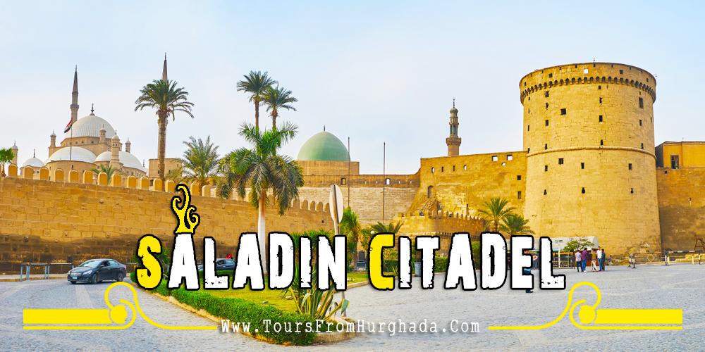 Saladin Citadel - Tours from Hurghada