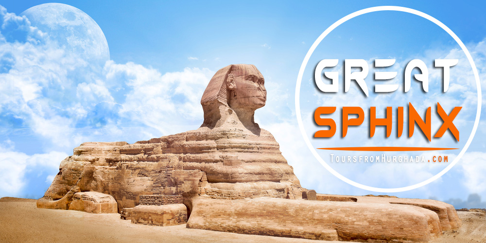 The Great Sphinx - Tours from Hurghada