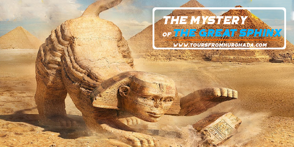Giza Sphinx History ToursFromHurghada
