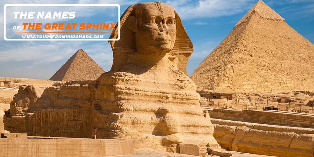 Giza Sphinx namesToursFromHurghada