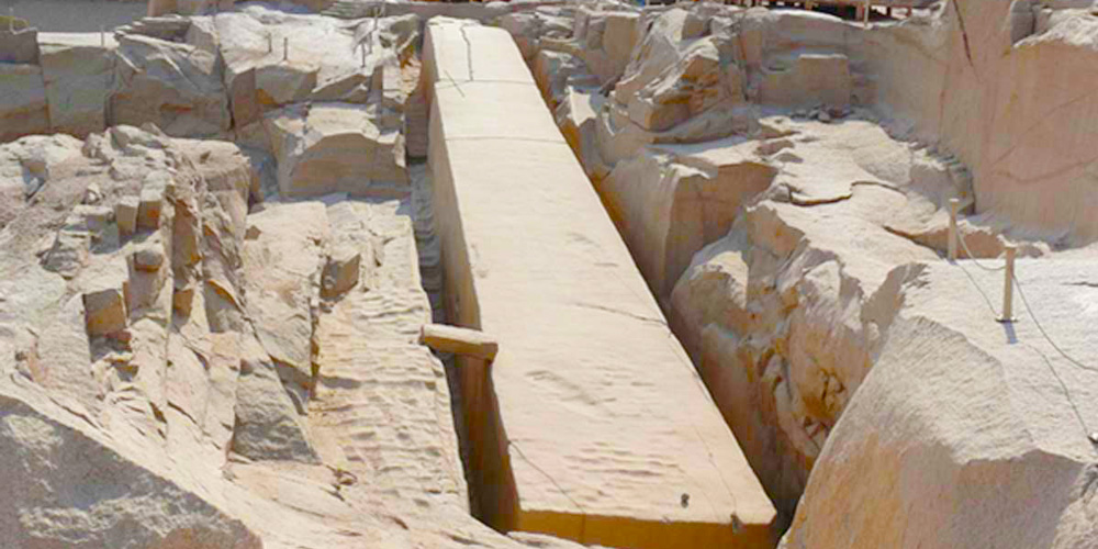 The Unfinished Obelisk - 2 Days Aswan & Abu Simbel Tours from Marsa Alam - Tours from Hurghada
