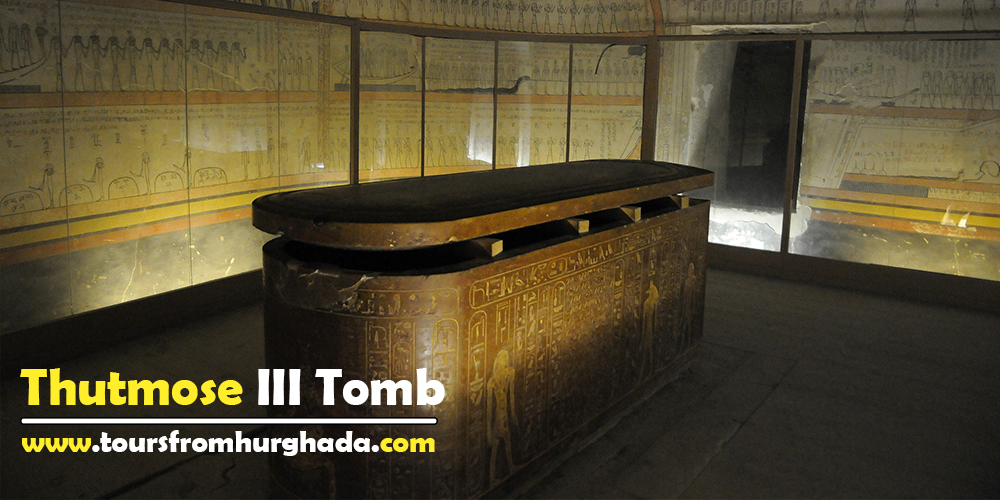 Thutmose III Tomb ToursFromHurghada