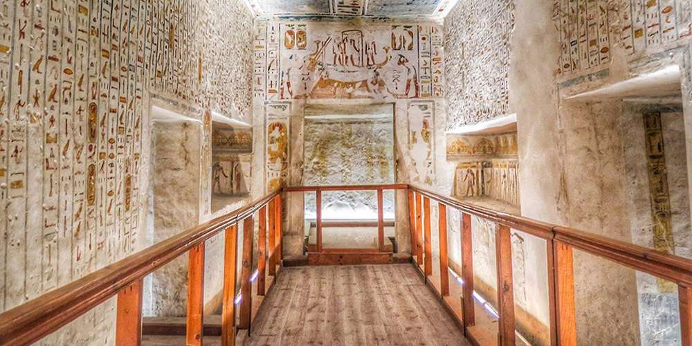 Valley of the Kings - Luxor & Aswan Tours from Hurghada - Tours from Hurghada