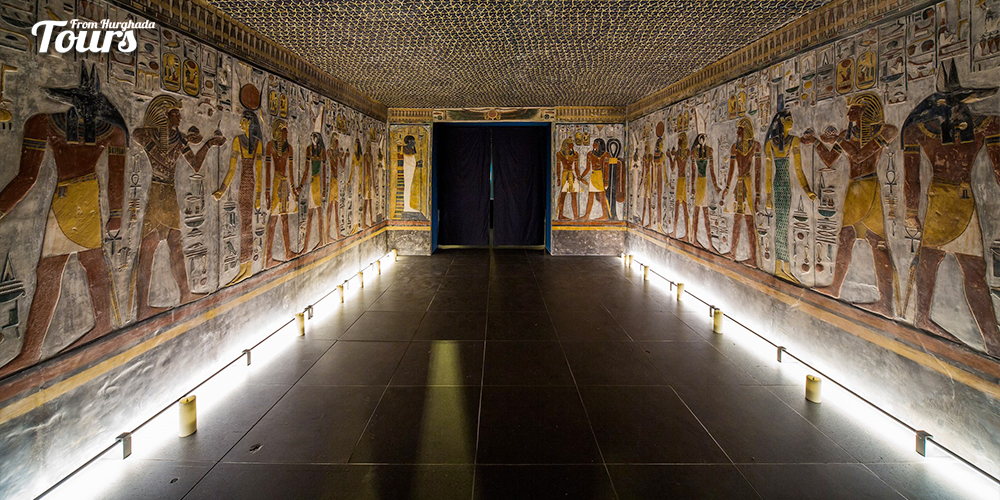 Valley of the Kings - History of Luxor City - Attractions in Luxor City - Things to Do in Luxor City - Tours From Hurghada