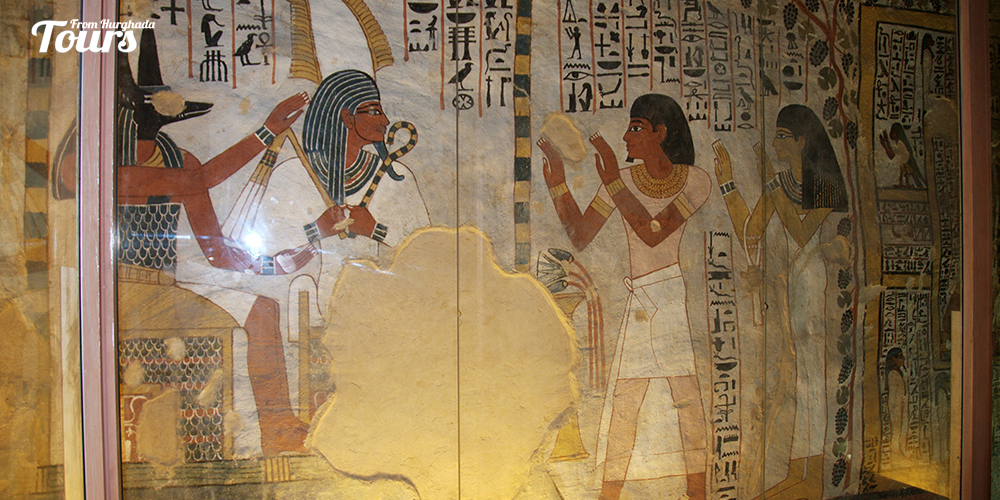 Valley of the Nobles - History of Luxor City - Attractions in Luxor City - Things to Do in Luxor City - Tours From Hurghada