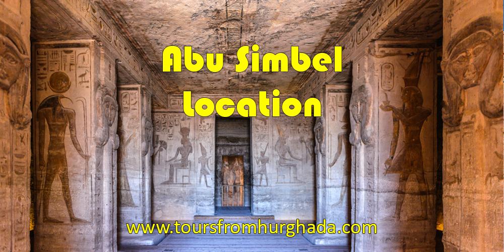 Abo Simbel Location ToursFromHurghada