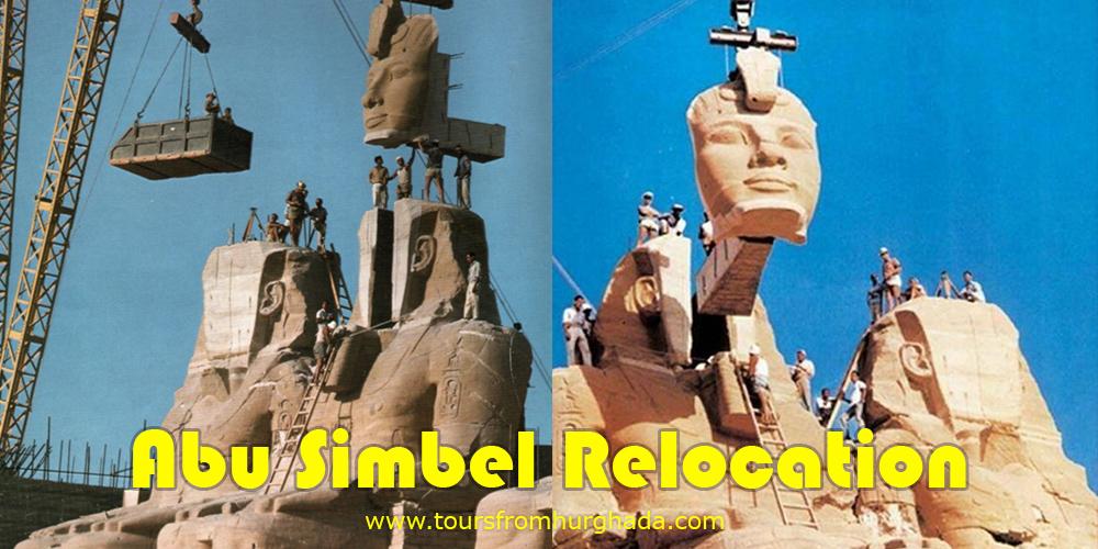 Abu Simbel Relocation ToursFromHurghada