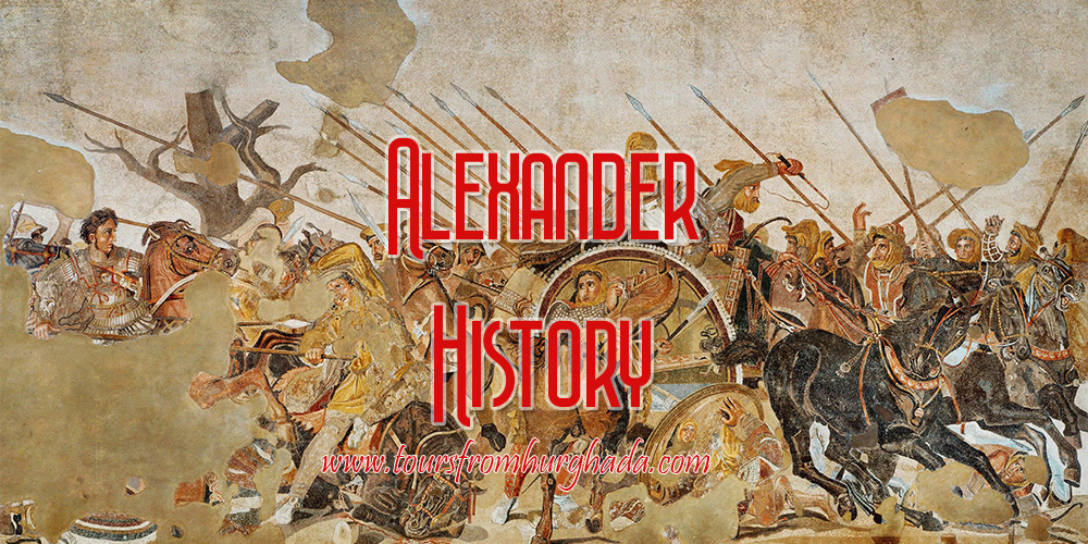 Alexander the Great History ToursFromHurghada