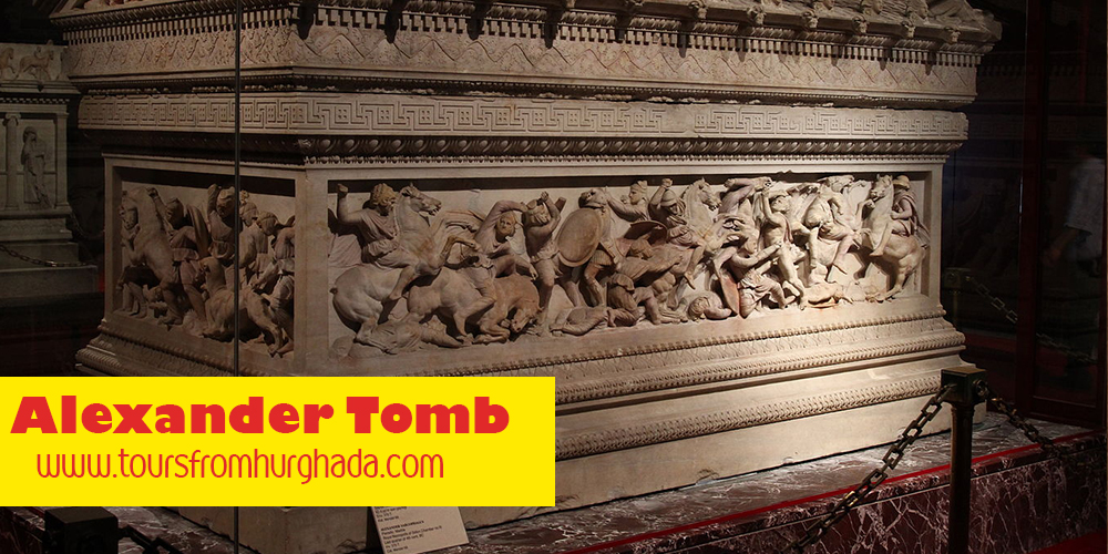Alexander the Great Tomb ToursFromHurghada