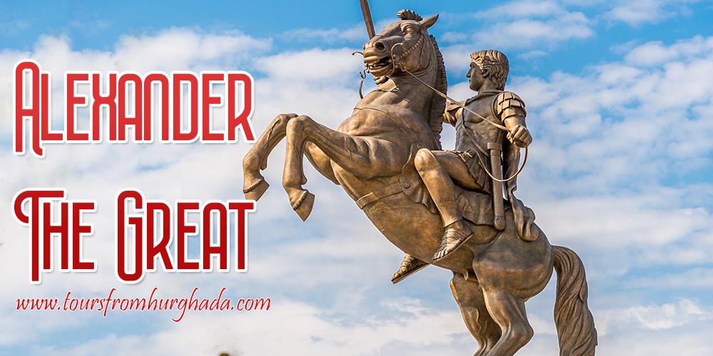 Alexander the Great ToursFromHurghada