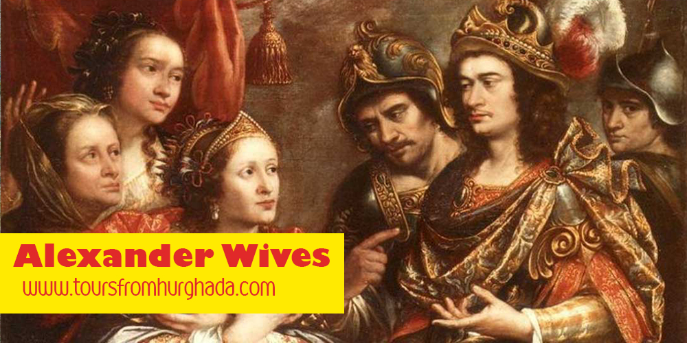 Alexander the Great Wives ToursFromHurghada