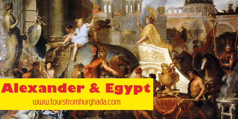 Alexander the Great and Egypt ToursFromHurghada