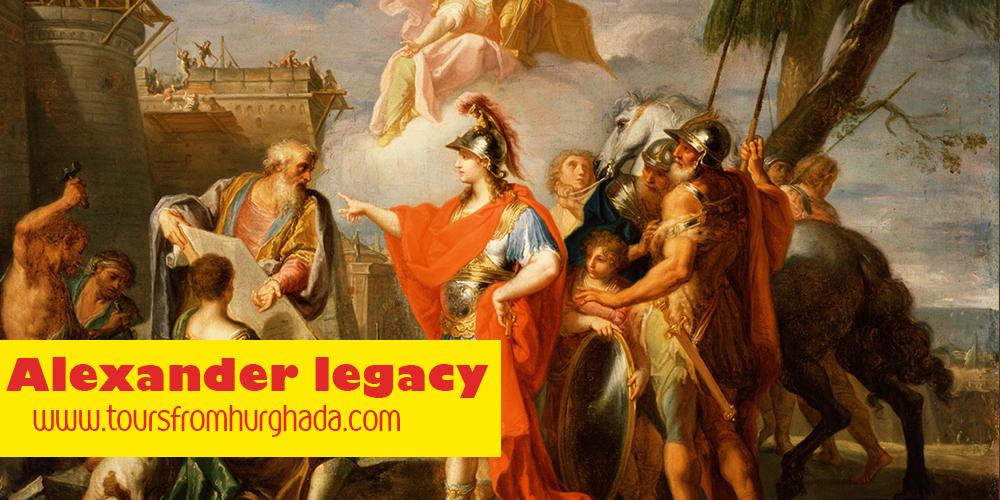 Alexander the Great legacy ToursFromHurghada