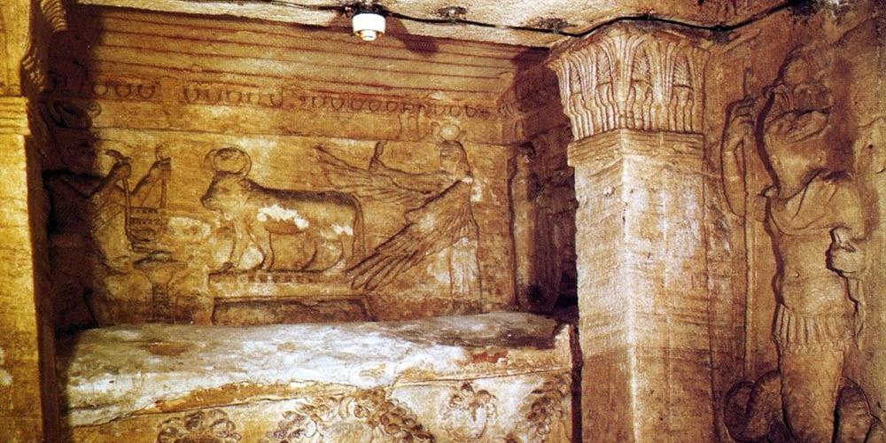 Alexandria Catacombs History - ToursFromHurghada