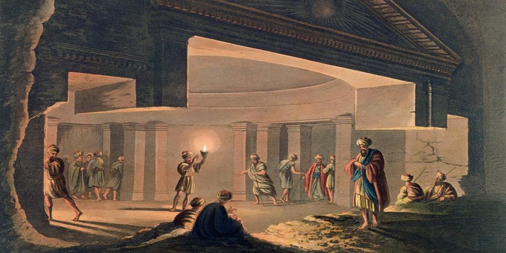 Alexandria catacombs - ToursFromHurghada