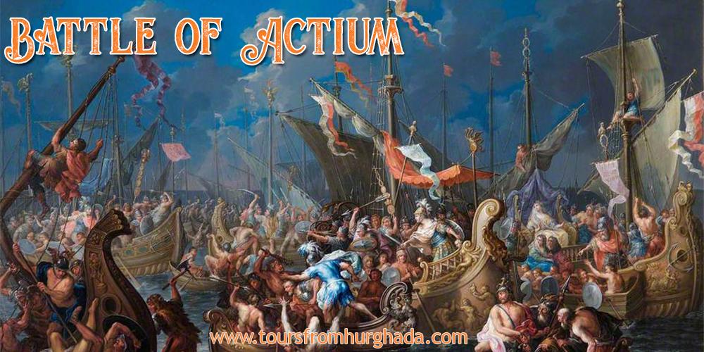 Battle of Actium ToursFromHurghada