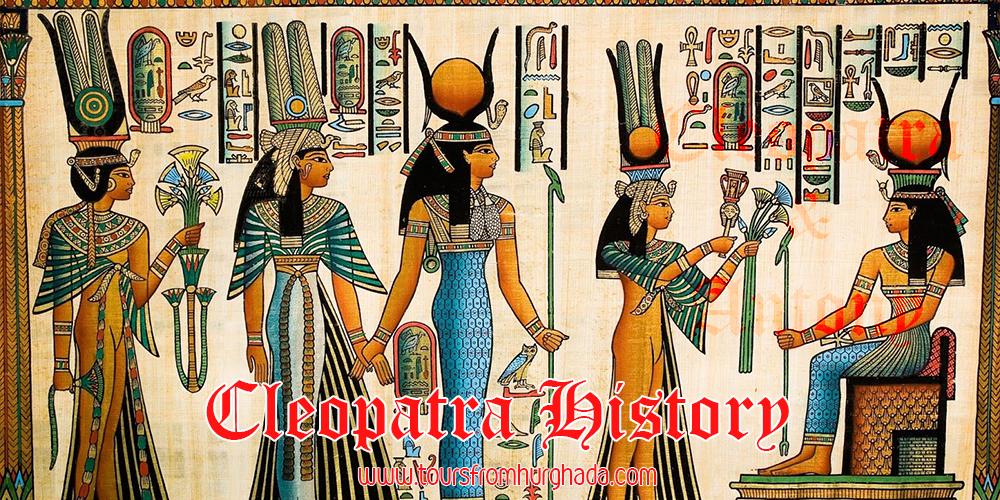 Cleopatra History ToursFromHurghada