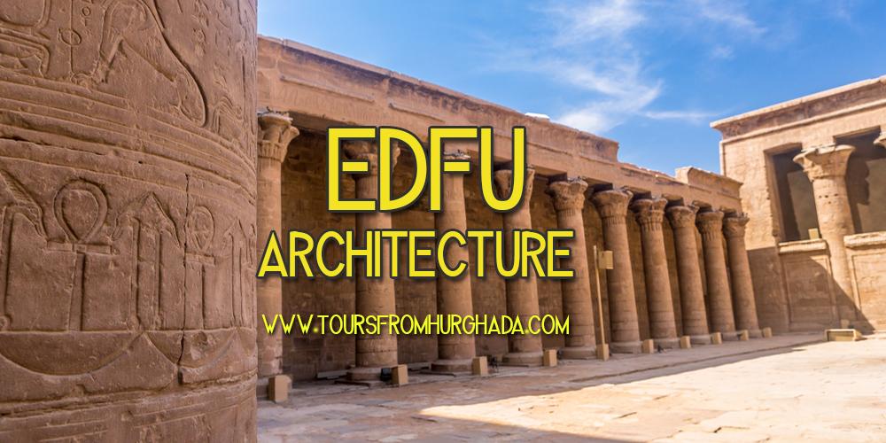 Edfu Temple Architecture ToursFromHurghada