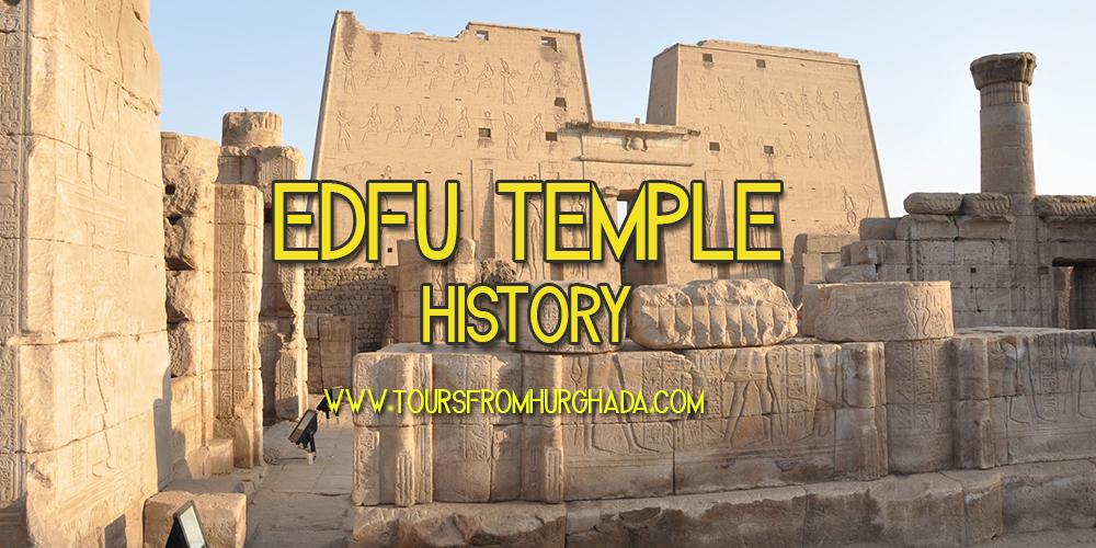Edfu Temple History ToursFromHurghada