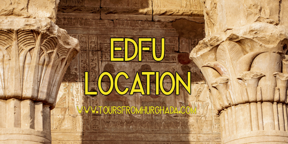 Edfu Temple Location ToursFromHurghada