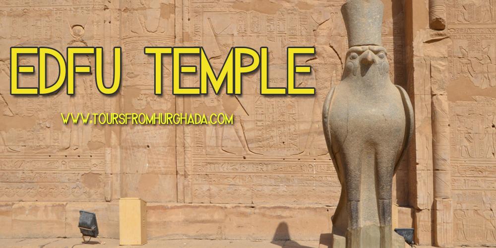 Edfu Temple ToursFromHurghada