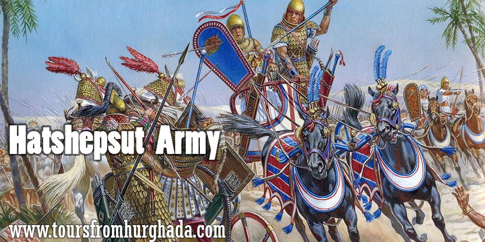 Hatshepsut Army ToursFromHurghada