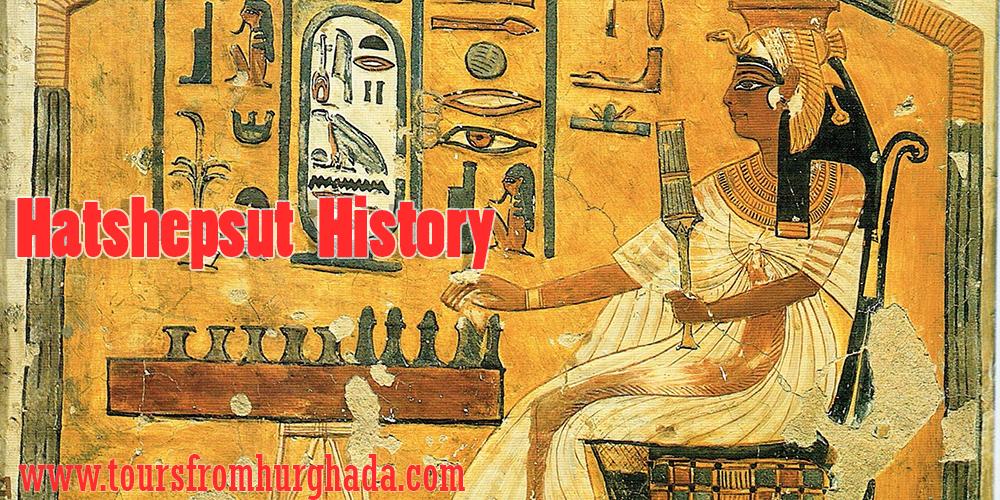 Hatshepsut History ToursFromHurghada