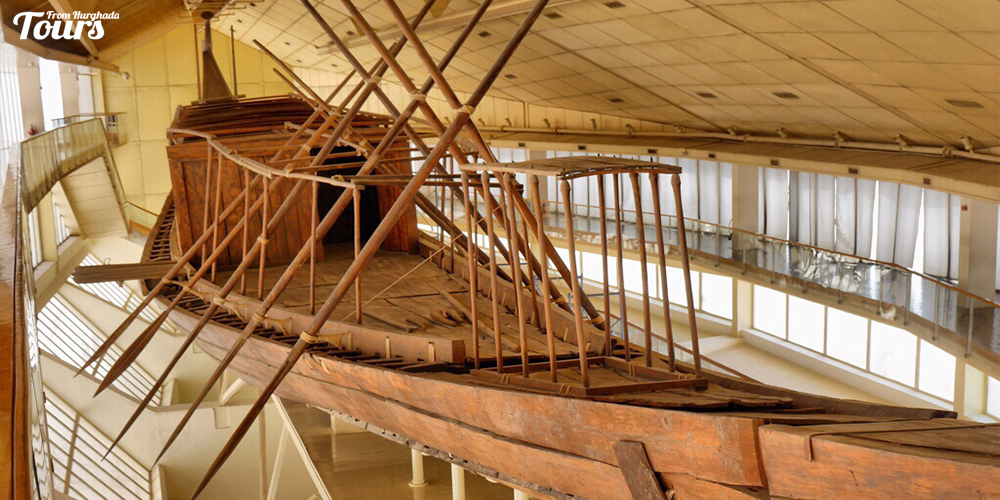 King Khufu Solar Boat - King Khufu History - King Khufu Facts - Tours From Hurghada