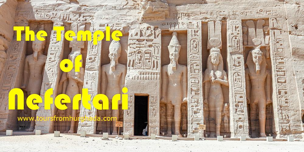 Nefertari Temple ToursFromHurghada