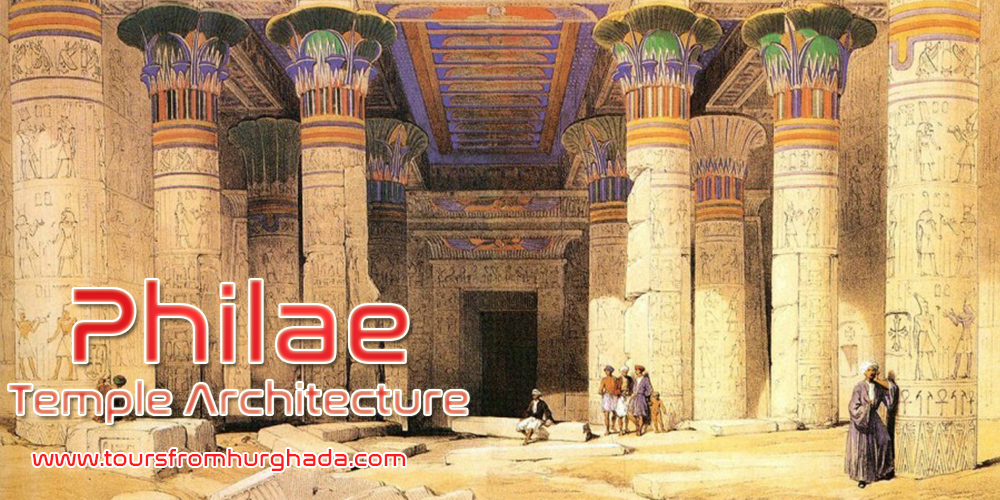 Philae Temple Architecture ToursFromHurghada