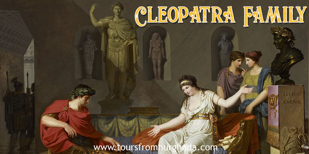 Queen Cleopatra Family ToursFromHurghada
