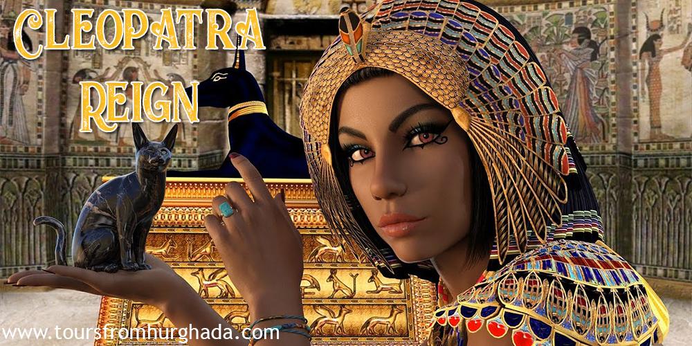 Queen Cleopatra Regin ToursFromHurghada
