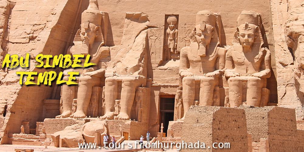 Ramses II Abu Simbel ToursFromHurghada