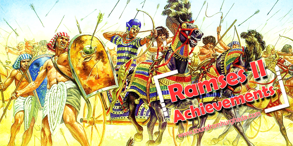 Ramses II Achievements ToursFromHurghada
