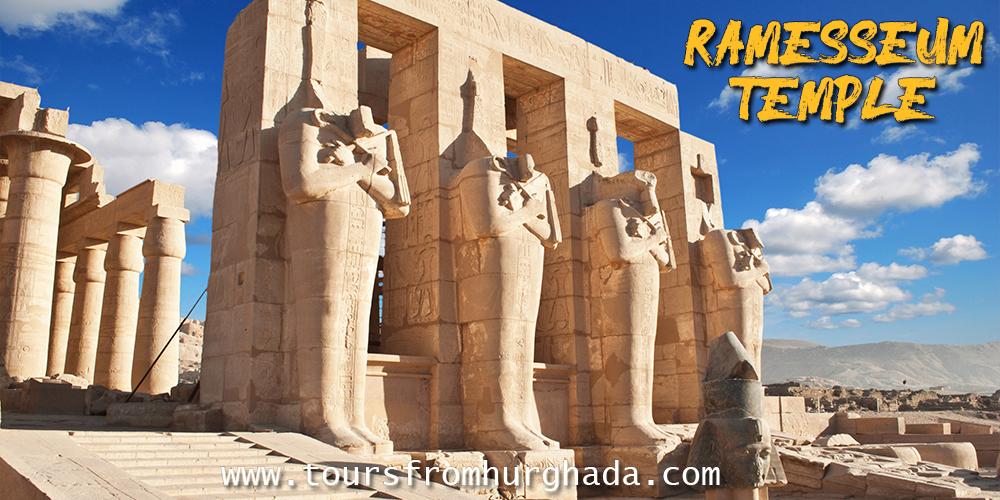 Ramses II Constructions ToursFromHurghada