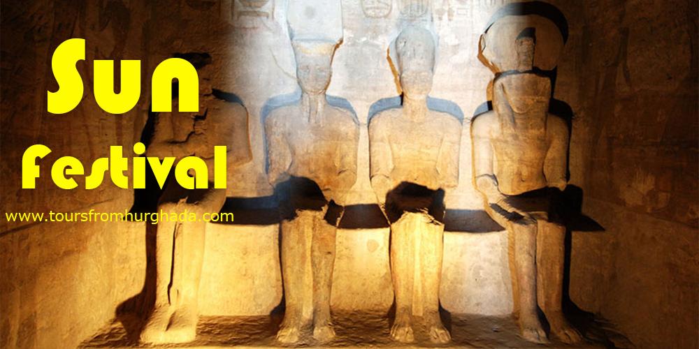 Sun Festival Abu Simbel ToursFromHurghada